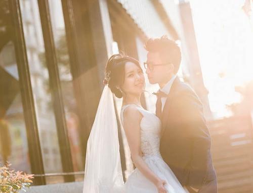 台中婚攝/台中女兒紅婚宴會館婚禮紀錄 -溥閔&中綺[Dear studio 德藝影像攝影]