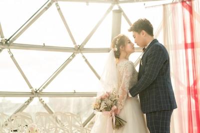 台北婚攝/大直典華幸福機構婚禮紀錄 -健良&景婷