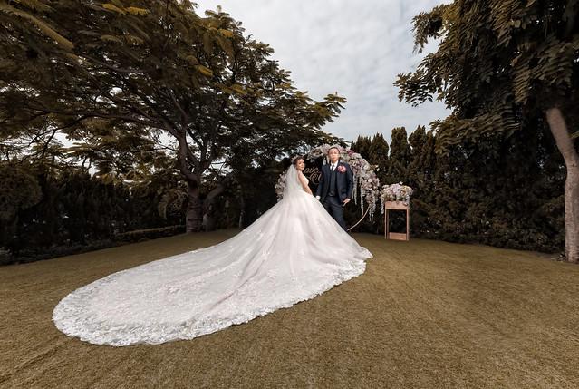 桃園婚攝/青青風車莊園婚禮紀錄-則宇&靖雅