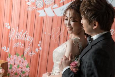 台中婚攝/大里菊園婚禮紀錄-映辰&淑萍